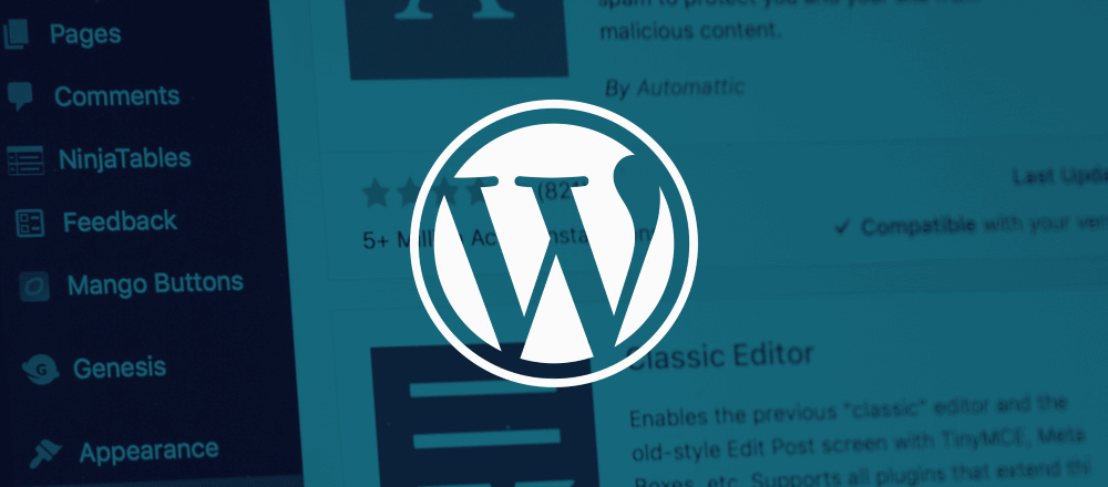 WordPress: Why You Should Seriously Consider it for Your Next Website