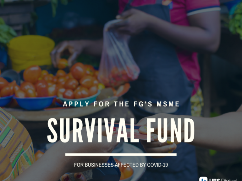 Register for Payroll Support from Nigeria's Survival Fund