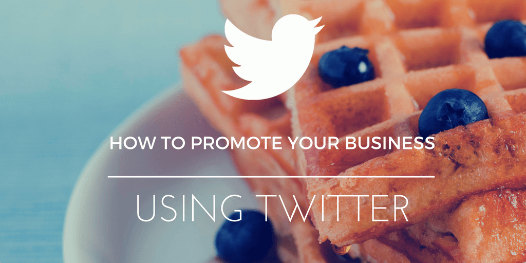 4 ways to promote your business usingTwitter